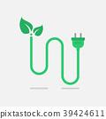 eco, green, leaf 39424611