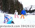 กีฬาฤดูหนาว,เล่น,นักเรียนประถม 39426132