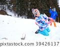 雪坡 冬季運動 玩耍 39426137