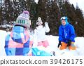 กีฬาฤดูหนาว,เล่น,นักเรียนประถม 39426175