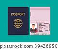 vector, icon, id 39426950