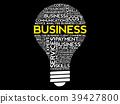 bulb business cloud 39427800