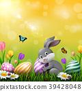 復活節 兔子 兔 39428048