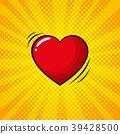 heart, pop, art 39428500