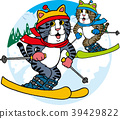 貓滑雪 39429822