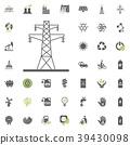 energy, eco, icon 39430098