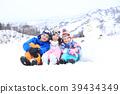 สกีสำหรับครอบครัว 39434349