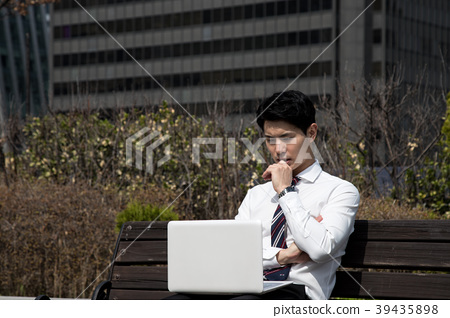 샐러리맨의 하루,비즈니스맨의 오후, 젊은 직장인, 39435898