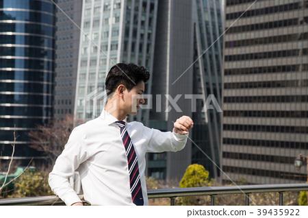 샐러리맨의 하루,비즈니스맨의 오후, 젊은 직장인, 39435922