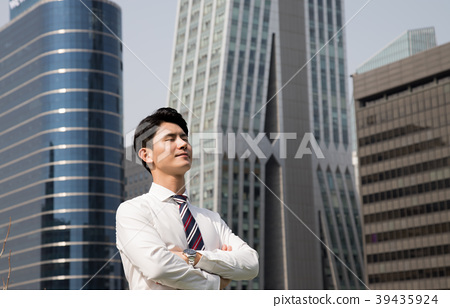 샐러리맨의 하루,비즈니스맨의 오후, 젊은 직장인, 39435924