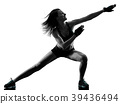 cardio boxing cross core workout fitness exercise 39436494