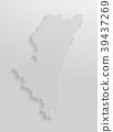 벡터, 지도, 도트 39437269