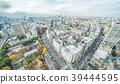 city skyline aerial view of bunkyo, tokyo, Japan 39444595