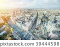 city skyline aerial view of bunkyo, tokyo, Japan 39444598