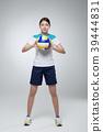 運動 球 排球 39444831