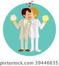 wedding, gay, heterosexual 39446635