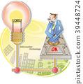 燈泡 資訊 背景 39448724