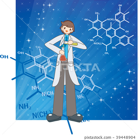 Science illustrations, vector, illustration 39448904