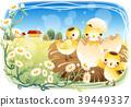 春天例證,傳染媒介,例證 39449337