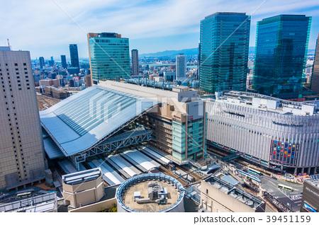 大阪站和大阪廣場 39451159