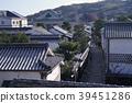 Kurashiki Cityscape and Rickshawo 39451286