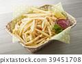 감자 튀김 (슈 스트링) French fries 39451708