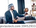 Arab businessman  39452933