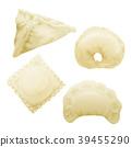 vector, dumpling, vareniki 39455290