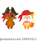 characters in pirate costumes.  39455411