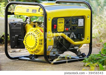 Portable generator 39456543