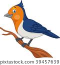art bird branch 39457639