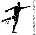soccer, player, football 39458475