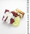 선물, 카네이션, 흰배경 39463388