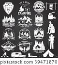 logo, camp, vector 39471870