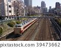 189 계 단체 열차와 사라져가는 히가시 나카노 벚꽃길 39473662