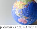 지구본, 지도, 일본 39476119