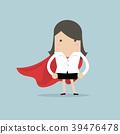 Super Businesswoman. 39476478