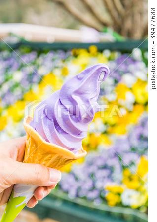 Fuji soft cream 39477688