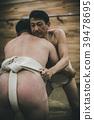 Sumo wrestling 39478695