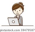 OL computer smile 39479587