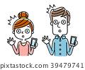 男女:智能手機 39479741