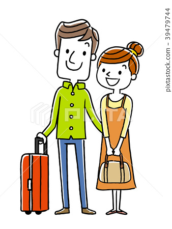 Couples, couples, lovers: travel 39479744