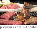 烤肉 燒肉 韓國燒烤 39482469