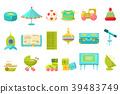 toy, set, vector 39483749