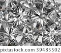 diamond structure extreme closeup and kaleidoscope 39485502