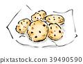 巧克力曲奇餅乾 39490590