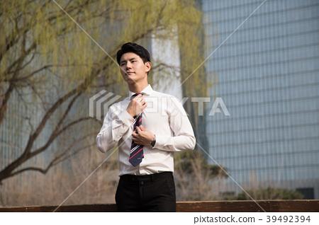 샐러리맨의 하루,비즈니스맨의 오후, 젊은 직장인, 39492394