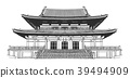 temple buddhist japan 39494909