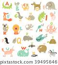 孩子 字母 儿童 39495646