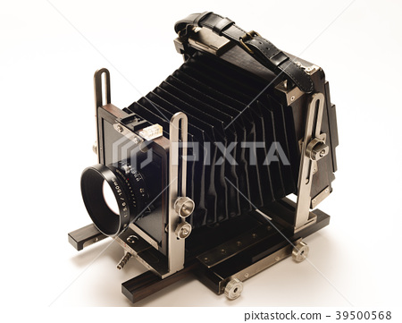Antique Camera Stock Photo 39500568